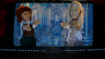 Los Angeles Puppet Show Snow Queen